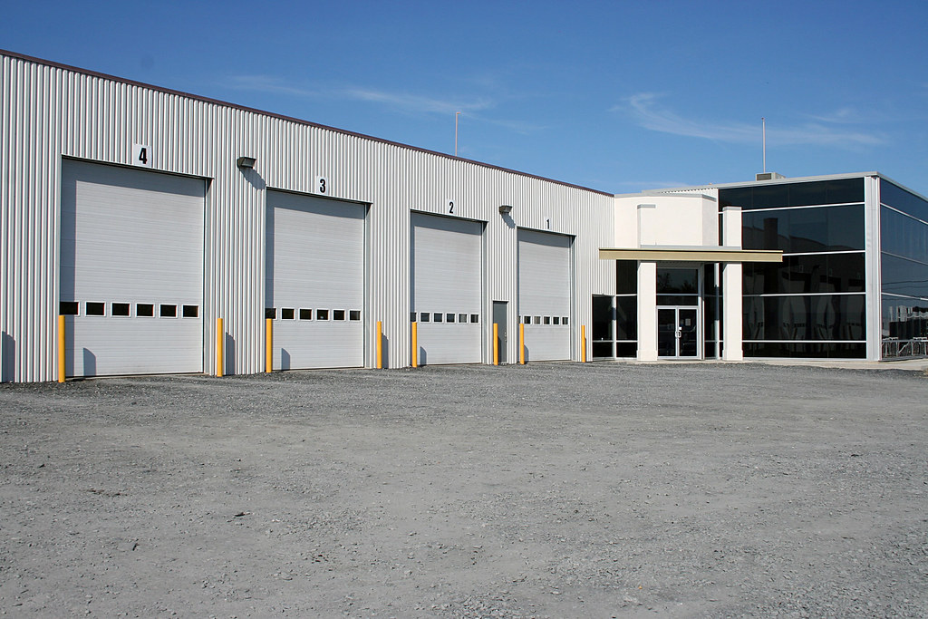 Commercial Garage Door Maintenance & Repair