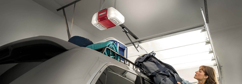 Garage Door Opener Repair & Reprogramming