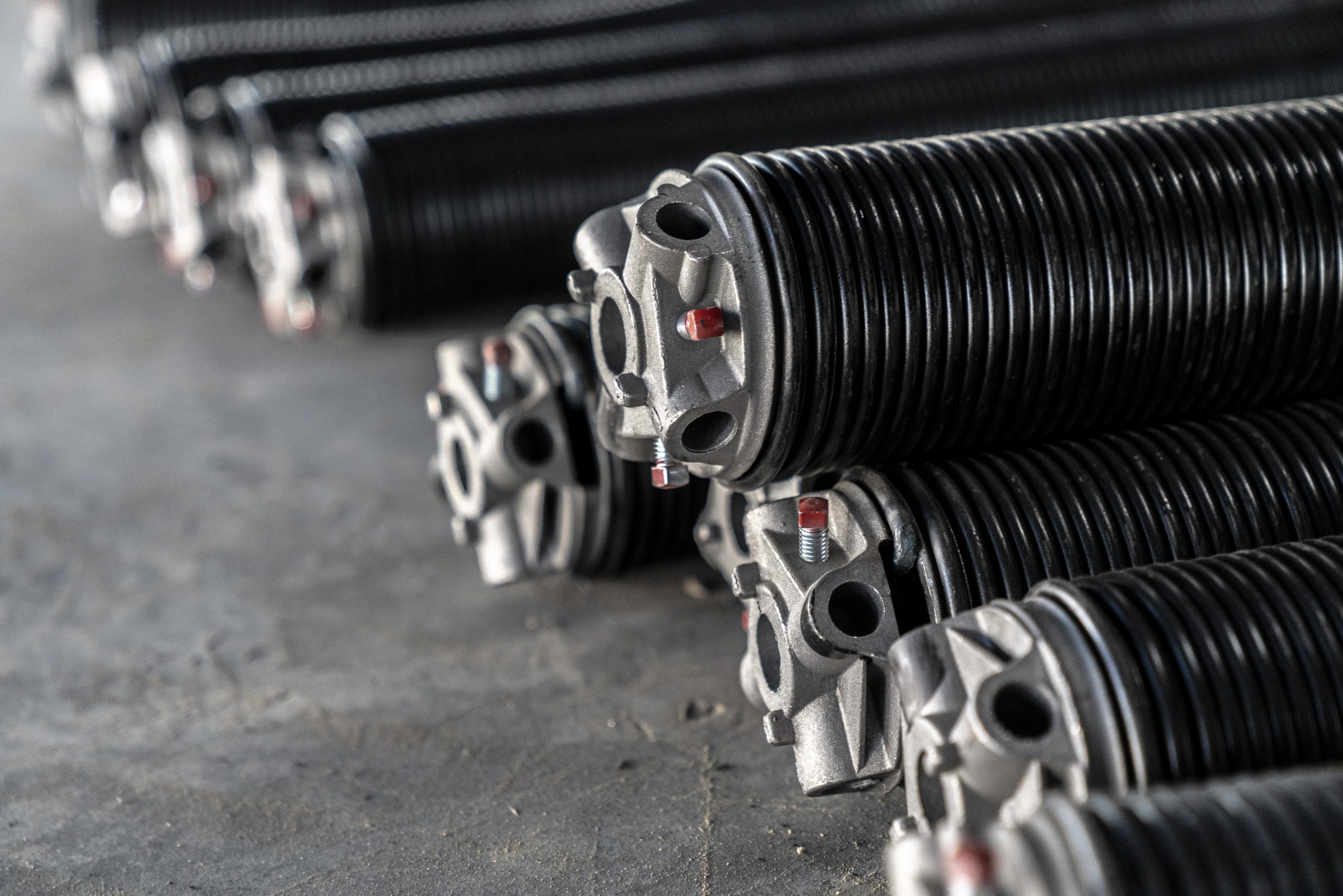 When should you replace your garage door springs